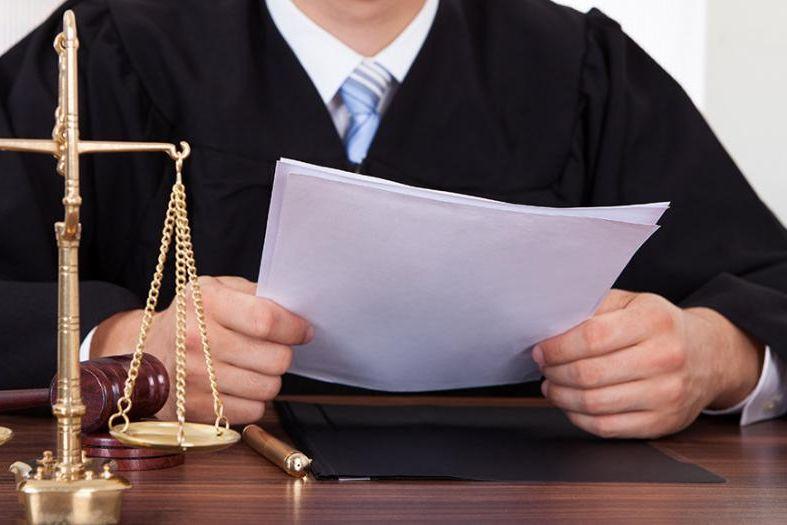 заявление в суд алименты